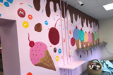 Ice Cream Painting